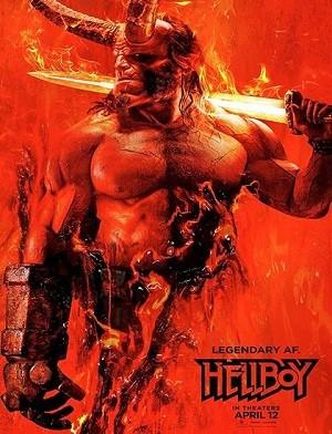 دانلود فیلم پسر جهنمی 3 Hellboy 2019