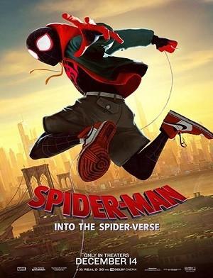 دانلود انیمیشن مرد عنکبوتی 2018 Spider-Man: Into the Spider-Verse