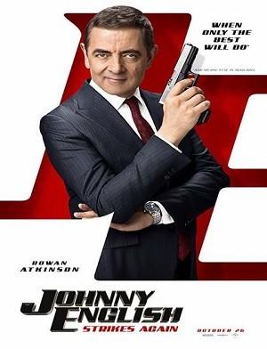 دانلود فیلم جانی انگلیش 3 Johnny English Strikes Again 2018