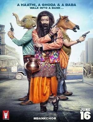 دانلود فیلم سارق بانک 2017 Bank Chor دوبله فارسی