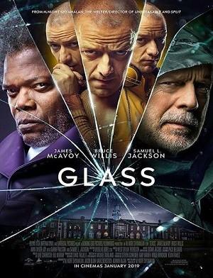 دانلود فیلم شیشه 2019 Glass