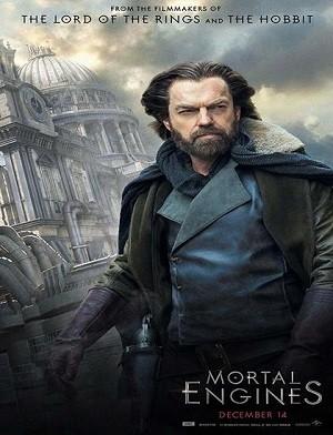 دانلود فیلم موتور های فانی Mortal Engines 2018
