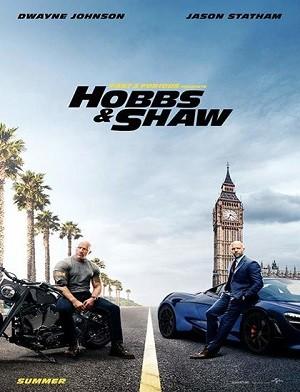 دانلود فیلم هابز و شاو 2019 Hobbs And Shaw دوبله فارسی