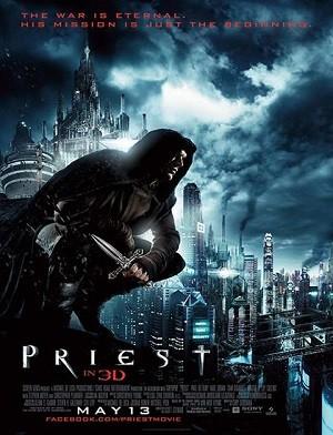 دانلود فیلم کشیش 2011 Priest دوبله فارسی