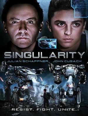 دانلود فیلم استثنایی 2017 Singularity دوبله فارسی