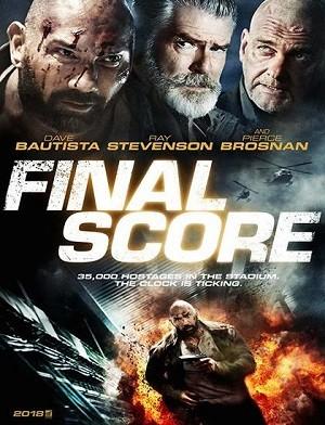 دانلود فیلم امتیاز نهایی 2018 Final Score دوبله فارسی