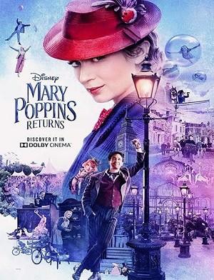 دانلود فیلم مری پاپینز باز میگردد Mary Poppins Returns 2018
