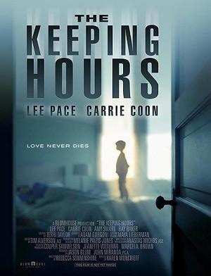 دانلود فیلم وقت ماندن 2017 The Keeping Hours دوبله فارسی
