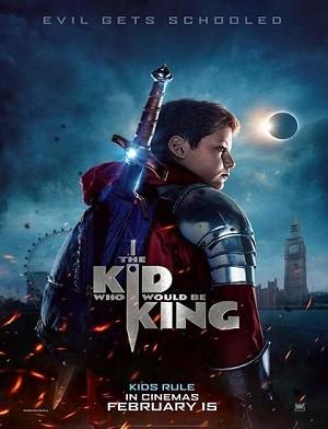دانلود فیلم کودکی که پادشاه خواهد شد 2019 The Kid Who Would Be King