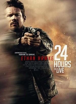دانلود فیلم 24 ساعت برای زندگی 2017 24 Hours to Live دوبله فارسی