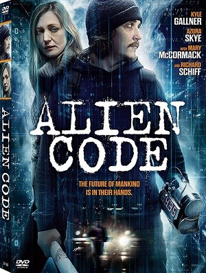 دانلود فیلم رمز بیگانه Alien Code 2017 دوبله فارسی