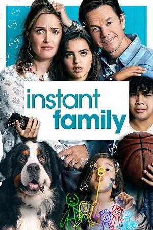 دانلود فیلم خانواده فوری Instant Family 2018 دوبله فارسی
