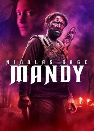 دانلود فیلم مندی 2018 Mandy دوبله فارسی