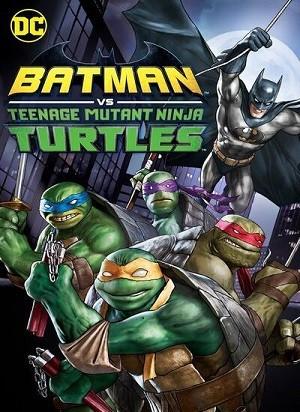 دانلود انیمیشن بتمن علیه لاک پشت های نینجا 2019 Batman VS Mutant Ninja Turtles