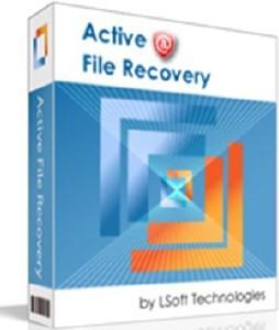 دانلود بهترین و قدرتمندترین نرم افزار بازیابی اطلاعات Active File Recovery Pro