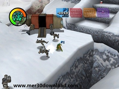 تصاویری از محیط بازی Teenage Mutant Ninja Turtles 2 Battle Nexus برای کامپیوتر