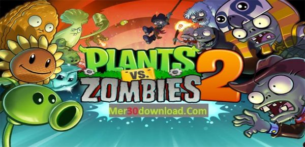 دانلود بازی زامبی ها و گیاهان 2 اندروید Plants vs. Zombies 2 4.7.1 نسخه نصب اسان