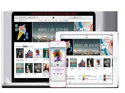 دانلود آخرین ورژن iTunes 12.5.3.17 x86/x64 + Mac