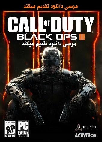 دانلود بازی Call of Duty Black Ops 3 All DLCs - بهمراه تمامی dlc ها