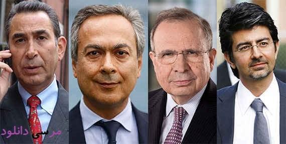 ۷ نفر از بزرگترین میلیاردرهای ایرانی - ثروتمندان ایرانی