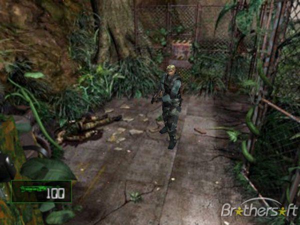 دانلود بازی 1,2 Dino Crisis
