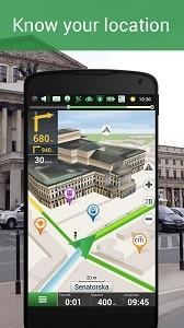 نرم افزار جی پی اس Navitel Navigator GPS