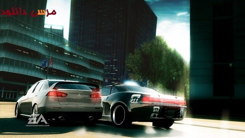 بازی کم حجم کامپیوتر Need for Speed Undercover