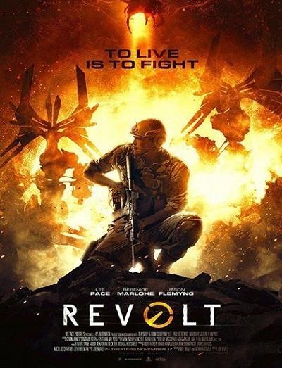 دانلود فیلم شورش Revolt 2017 دوبله فارسی
