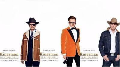 دانلود فیلم کینگزمن 2 Kingsman 2017 دوبله فارسی