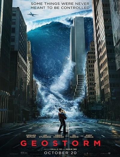 دانلود فیلم طوفان جغرافیایی Geostorm 2017