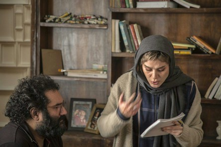 تصویری از سحر دولتشاهی