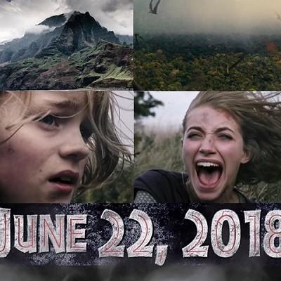 دانلود فیلم دنیای ژوراسیک 2 Jurassic World 2018 دوبله فارسی