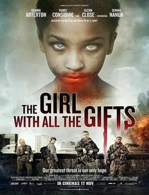 دانلود فیلم دختری با تمام موهبت ها The Girl with All the Gifts 2016