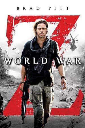 دانلود فیلم جنگ جهانی زد 2013 World War Z