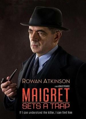 دانلود فیلم مگره تله میگذارد 2016 Maigret Sets a Trap
