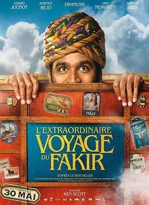 دانلود فیلم هندی سفر فوق العاده فخیر 2018 The Extraordinary Journey of the Fakir