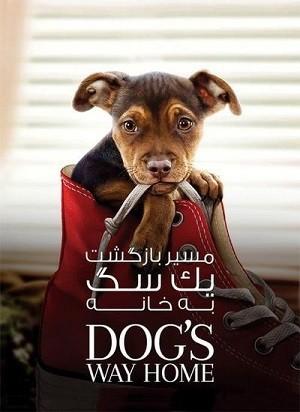 دانلود فیلم بازگشت یک سگ به خانه 2019 A Dogs Way Home