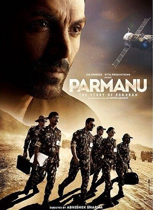دانلود فیلم هندی اتم داستان پوکران 2018 Parmanu The Story Of Pokhran