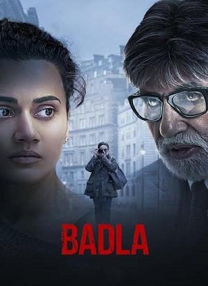 دانلود فیلم هندی بادلا 2019 Badla دوبله فارسی