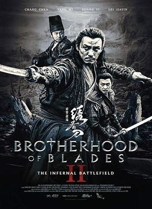 دانلود فیلم سه شمشیرزن 2 2017 Brotherhood Of Blades 2 دوبله فارسی