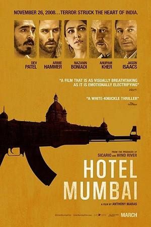 دانلود فیلم هندی هتل بمبئی 2018 Hotel Mumbai دوبله فارسی