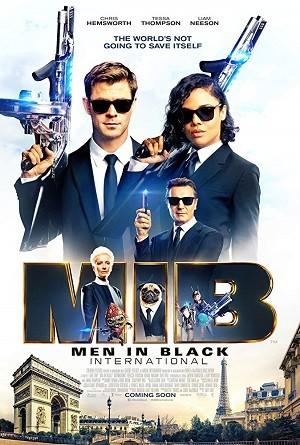 دانلود فیلم مردان سیاه پوش 4 Men In Black International 2019