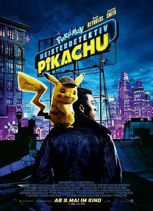 دانلود فیلم پوکمون کارآگاه پیکاچو 2019 Pokemon Detective Pikachu