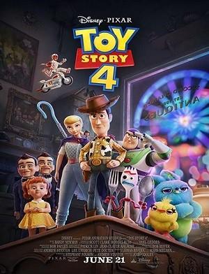 دانلود انیمیشن داستان اسباب بازی 4 2019 Toy Story 4