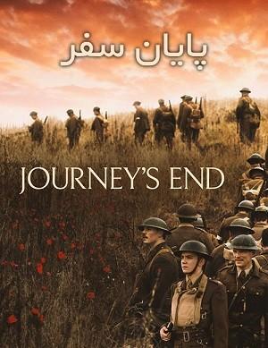 دانلود فیلم پایان سفر Journeys End 2017 دوبله فارسی