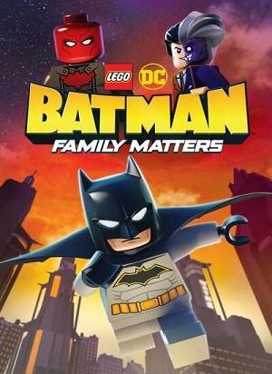 دانلود انیمیشن لگو بتمن 2019 LEGO DC Batman