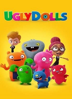 دانلود انیمیشن عروسک های زشت 2019 UglyDolls دوبله فارسی