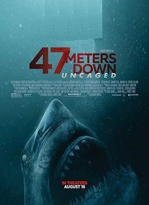 دانلود فیلم 47 متر پایین تر 2 47Meters Down Uncaged 2019