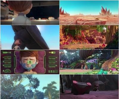 دانلود انیمیشن Astro Kid 2019 دوبله فارسی, دانلود انیمیشن جدید