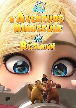 دانلود انیمیشن خرس های بونی Boonie Bears The Big Shrink 2018